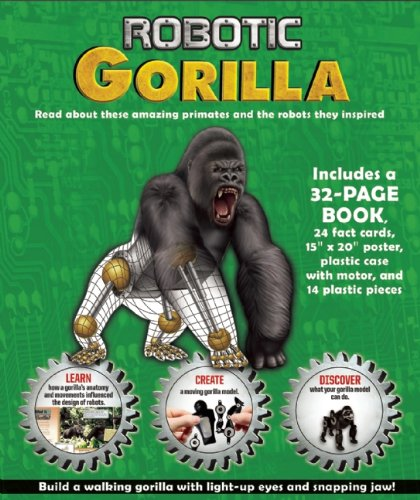robotic gorilla cover