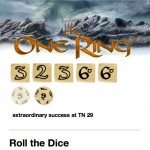 The One Ring dice roller
